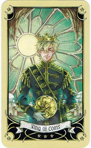 Mystical Manga Tarot - Sách Hướng Dẫn 78