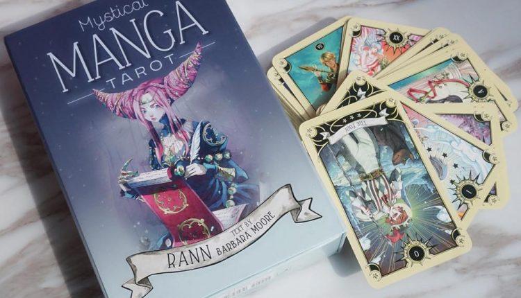 Mystical Manga Tarot – Sách Hướng Dẫn