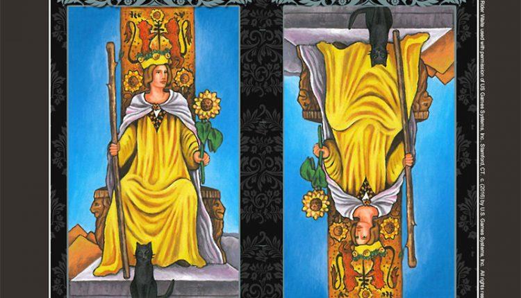 Chuyện Gì Xảy Ra Nếu Tất Cả Lá Bài Tarot Đều Ra Ngược