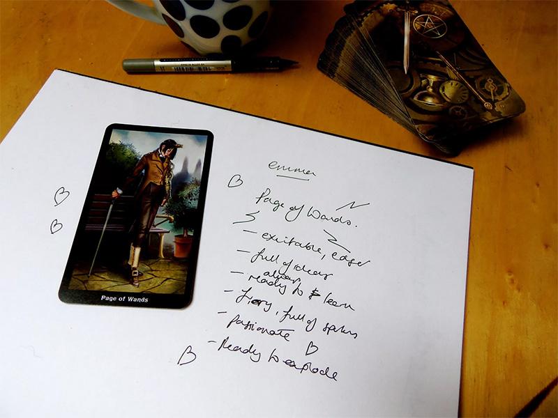 Cách nhớ nghĩa một lá bài
