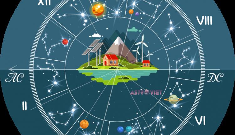 Tarot & Astro: Bản Đồ Sao