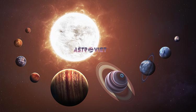 Tarot & Astro: Hành Tinh