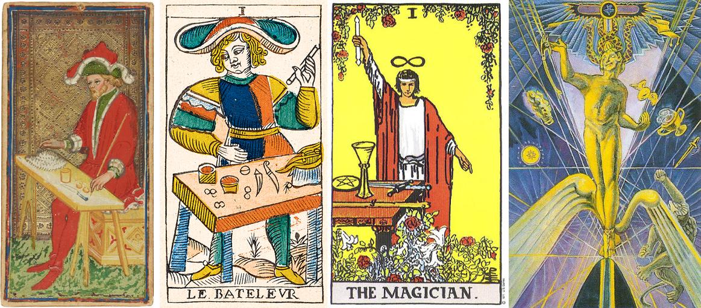 Tarot & Astro: Sao Thủy – The Magician 1