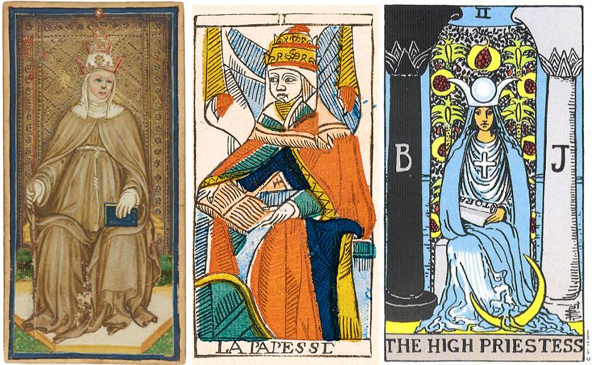 Tarot & Astro: Song Ngư - The High Priestess 1