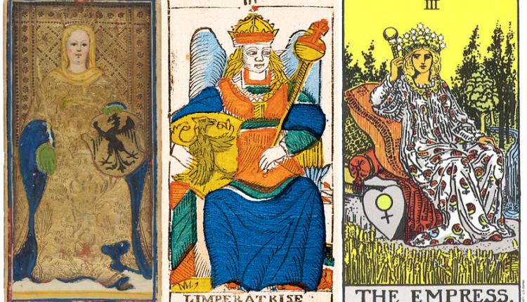 Tarot & Astro: The Empress – Sao Kim