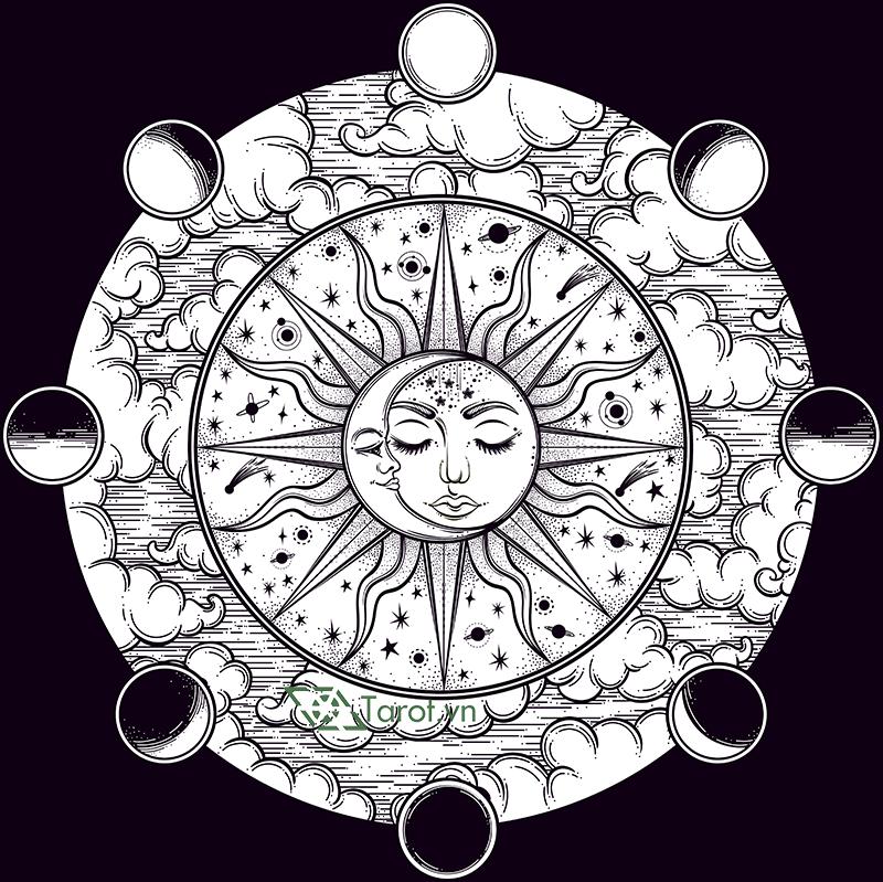 Tarot & Astro: Tầm Quan Trọng Của Mặt Trăng 1