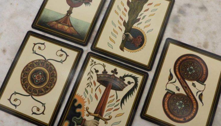 Tarot & Astro: Các Lá Đánh Số