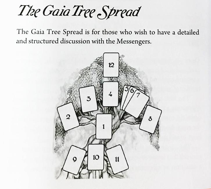 Trải bài Gaia của bộ Messenger Oracle