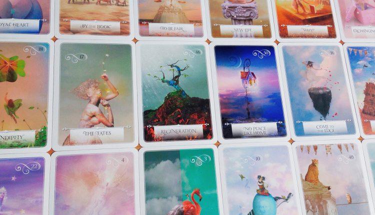 Giới Thiệu Bộ Bài: Wisdom Of The Oracle Divination Cards – Hỏi và Đón Nhận Thông Điệp