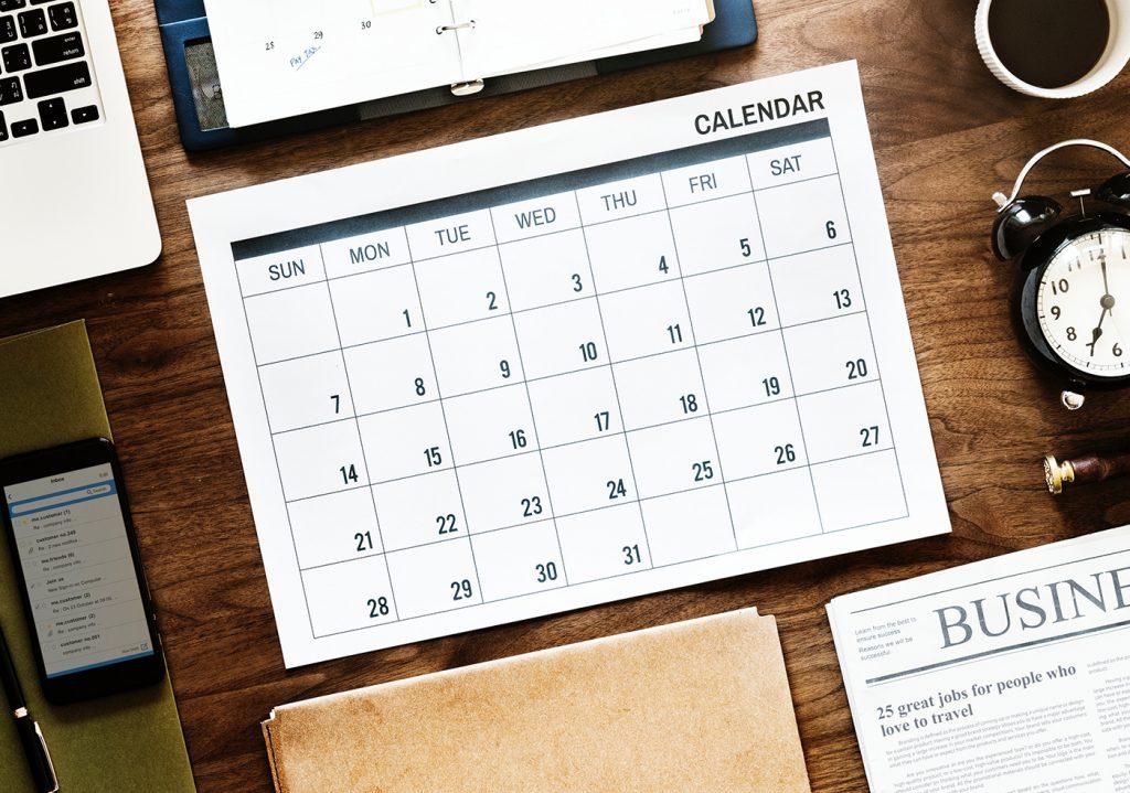 Sắp xếp thời gian thực hiện để bản thân làm việc có quy trình hơn.
