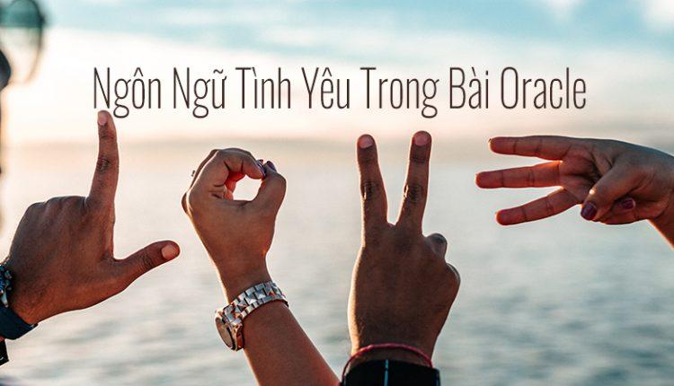 Ngôn Ngữ Tình Yêu Trong Bài Oracle