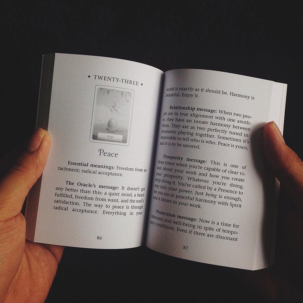 Đọc sách hướng dẫn luôn là cách tốt nhất để nắm được mục đích của bộ bài.