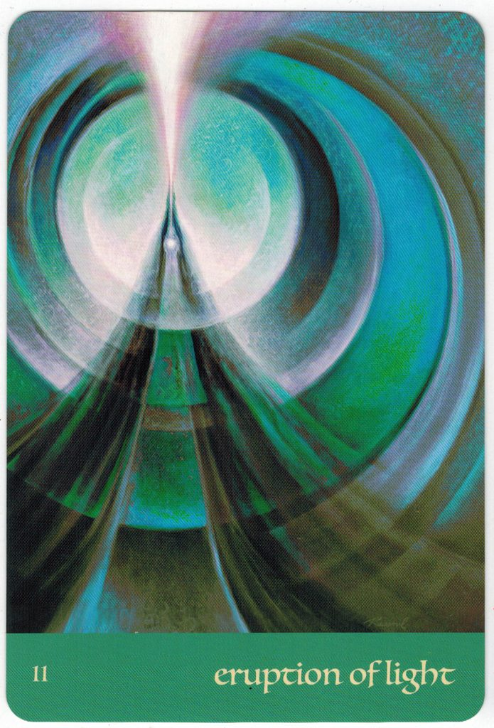 Journey Of Love Oracle – Lá Số 11: Eruption Of Light 1