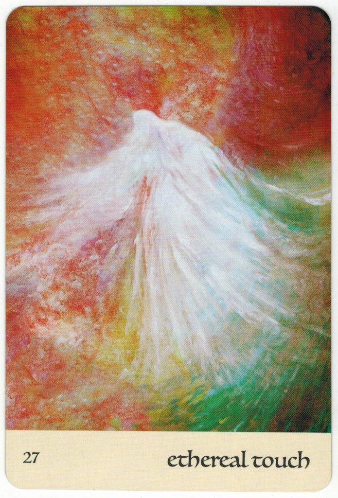 Journey Of Love Oracle – Lá Số 27: Ethereal Touch 1