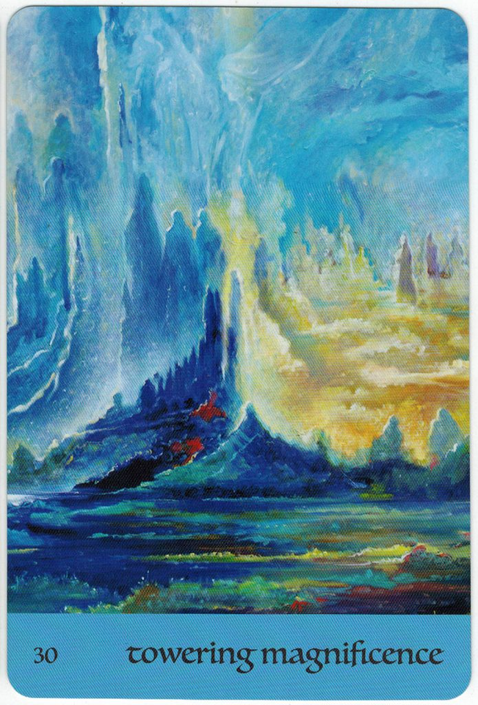 Journey Of Love Oracle – Lá Số 30: Towering Magnificence 1