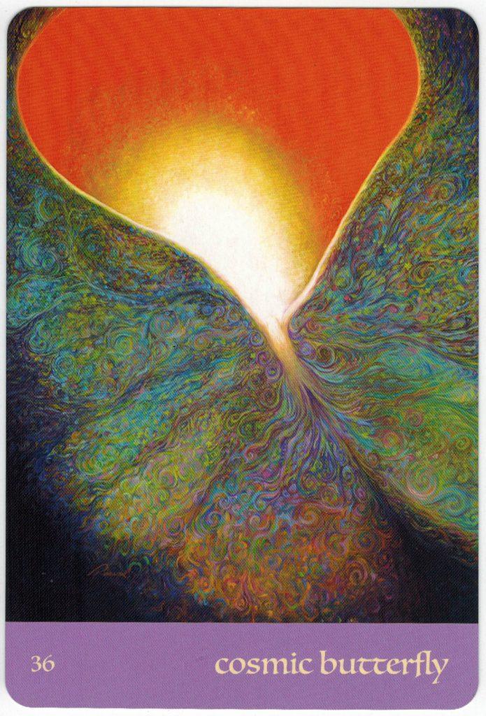 Journey of Love Oracle – Sách Hướng Dẫn 36