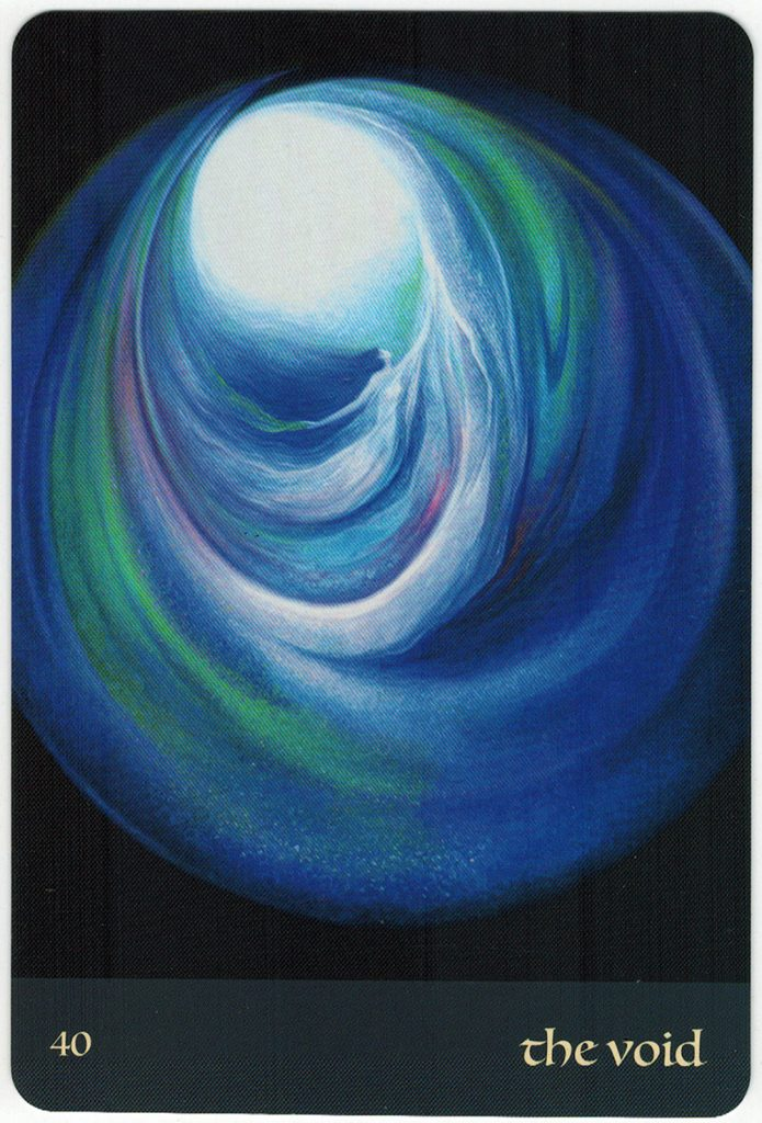 Journey Of Love Oracle – Lá Số 40: The Void 1