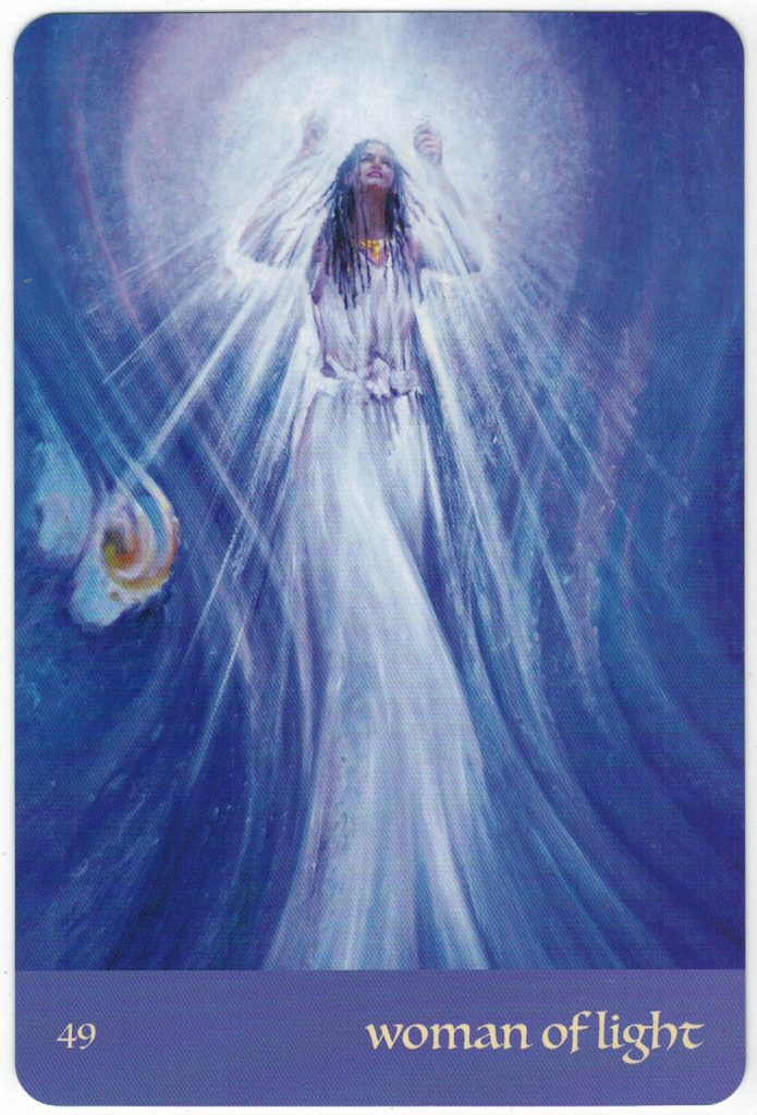 Journey Of Love Oracle – Lá Số 49: Woman Of Light 1