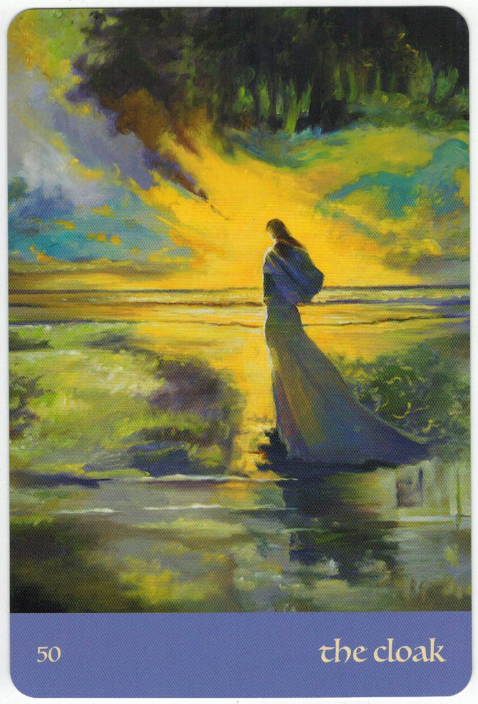 Journey Of Love Oracle – Lá Số 50: The Cloak 1