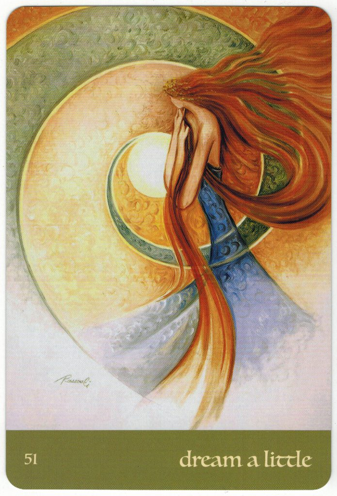 Journey Of Love Oracle – Lá Số 51: Dream a Little 1