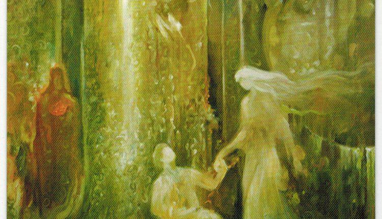 Journey Of Love Oracle – Lá Số 55: Acceptance