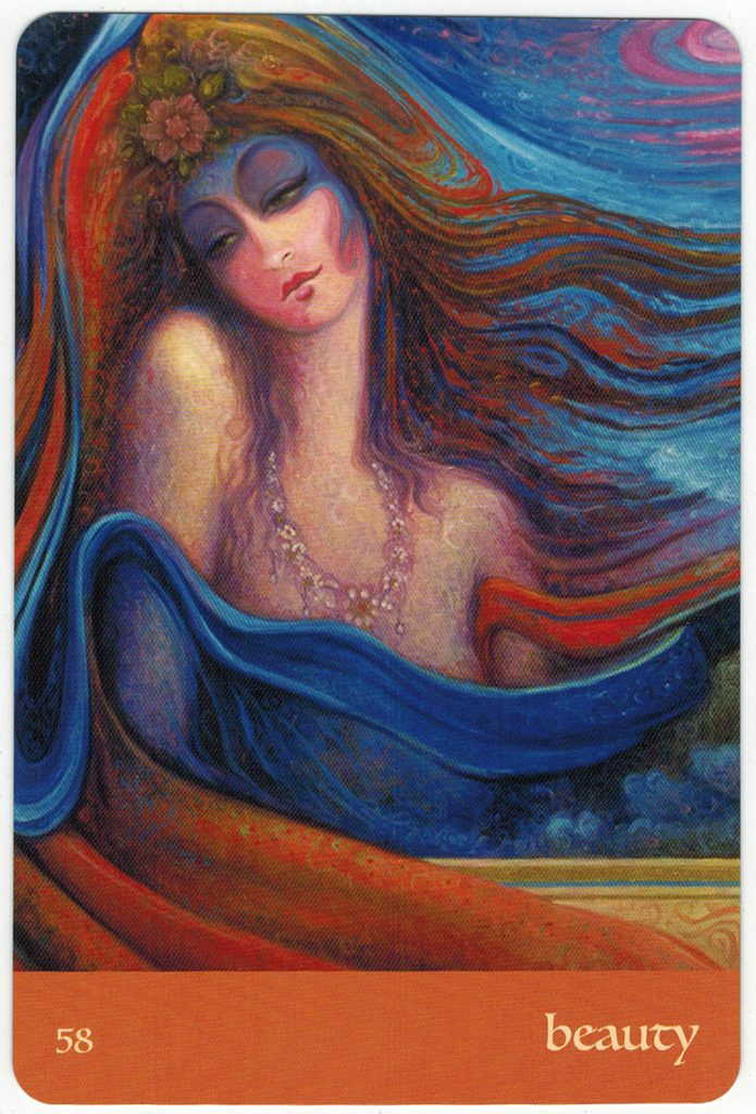 Journey Of Love Oracle – Lá Số 58: Beauty 1