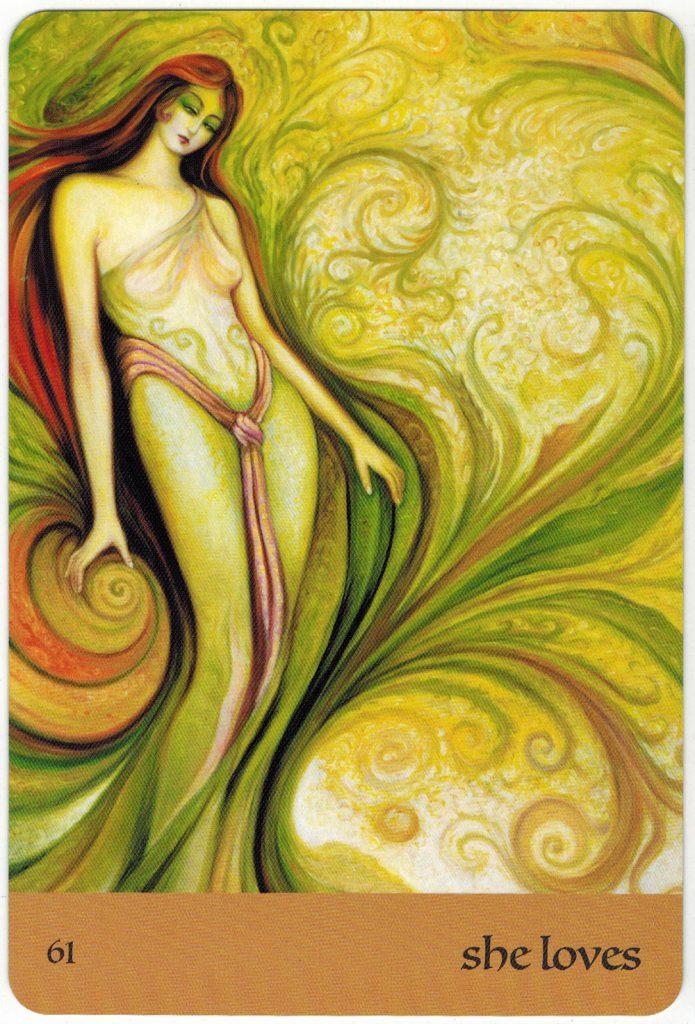 Journey of Love Oracle – Sách Hướng Dẫn 61