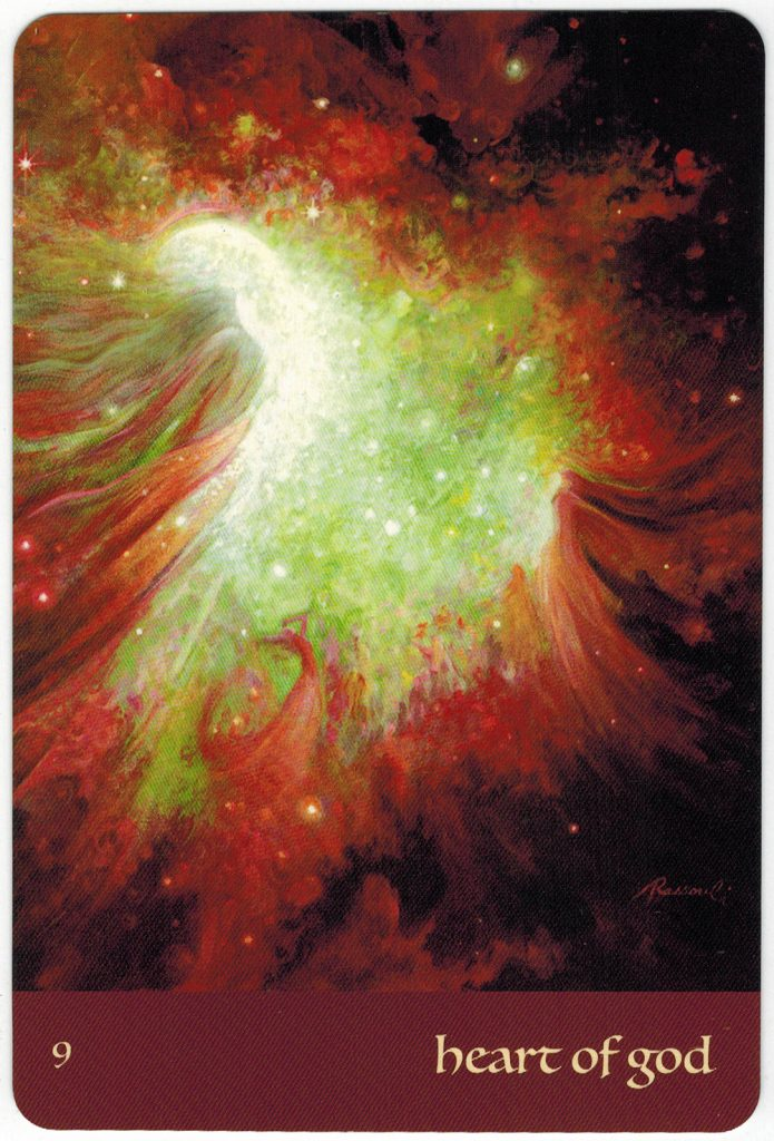 Journey Of Love Oracle – Lá Số 9: Heart Of God 1