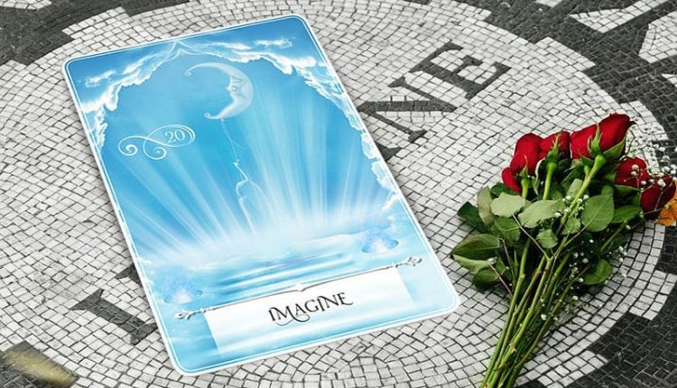 Wisdom Of The Oracle Divination Cards – Lá Số 20: Imagine