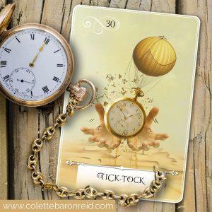 Lá bài số 30: Tick-Tock