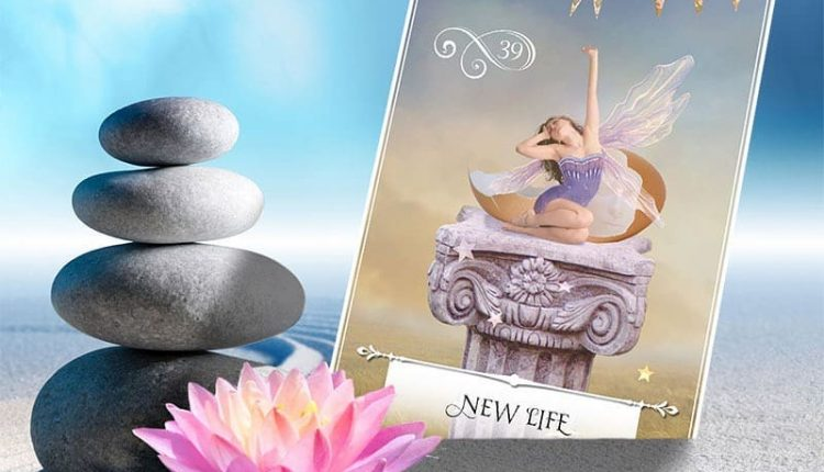 Wisdom Of The Oracle Divination Cards – Lá Số 39: New Life