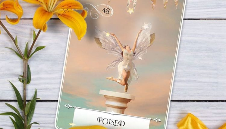 Wisdom Of The Oracle Divination Cards – Lá Số 48: Poised