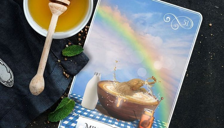 Wisdom Of The Oracle Divination Cards – Lá Số 51: Milk And Honey