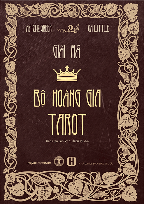 Top 5 Cuốn Sách Hướng Dẫn Đọc Bài Tarot Bằng Tiếng Việt 3