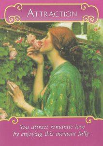 Romance Angels Oracle – Sách Hướng Dẫn 1