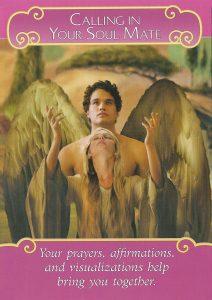 Romance Angels Oracle – Sách Hướng Dẫn 2