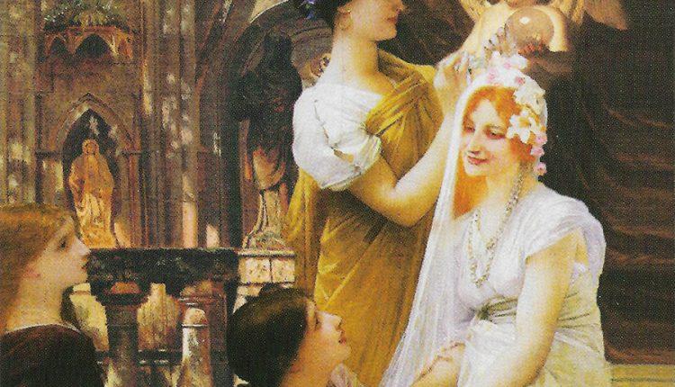 Romance Angels Oracle – Lá Bài Let Your Friends Help You