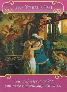 Romance Angels Oracle – Sách Hướng Dẫn 22