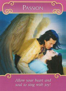 Romance Angels Oracle – Sách Hướng Dẫn 25