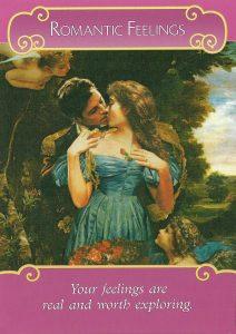 Romance Angels Oracle – Sách Hướng Dẫn 33