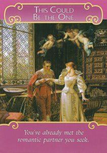 Romance Angels Oracle – Sách Hướng Dẫn 37