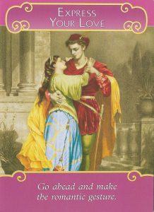 Romance Angels Oracle – Sách Hướng Dẫn 8