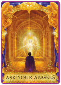 Angel Answers Oracle Cards - Ask Your Angels 1
