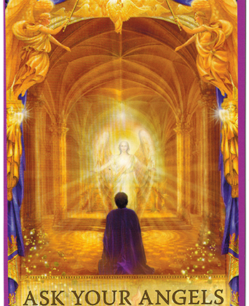 Angel Answers Oracle Cards – Ask Your Angels