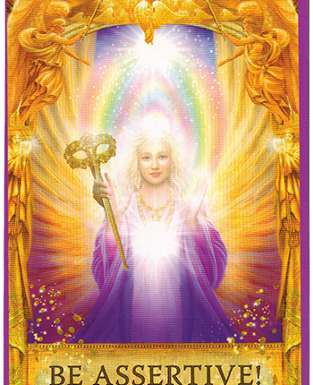 Angel Answers Oracle Cards – Be Assertive!
