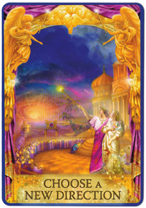 Angel Answers Oracle Cards - Choose A New Direction 1