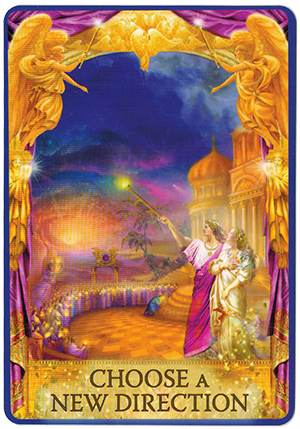 Angel Answers Oracle Cards – Choose A New Direction