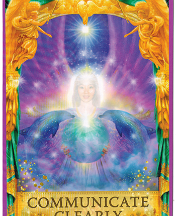 Angel Answers Oracle Cards – Communicate Clearly