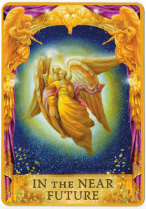 Angel Answers Oracle Cards – In The Near Future 1