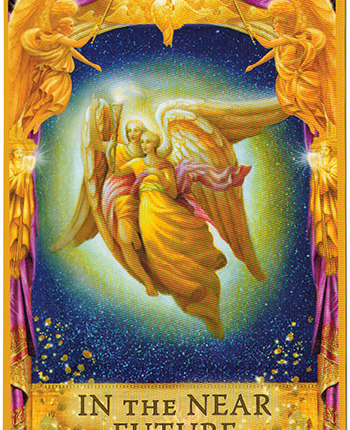 Angel Answers Oracle Cards – In The Near Future